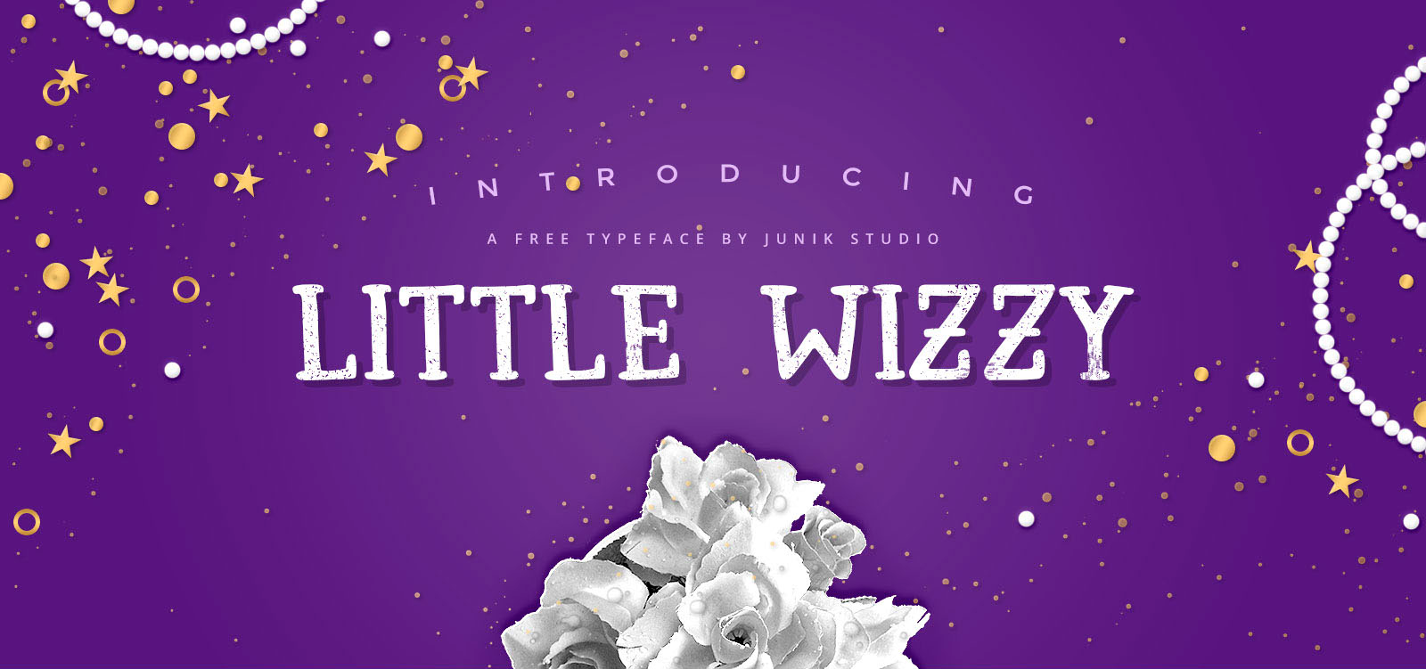 Шрифт Little Wizzy