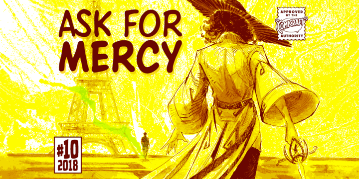 Шрифт Ask For Mercy
