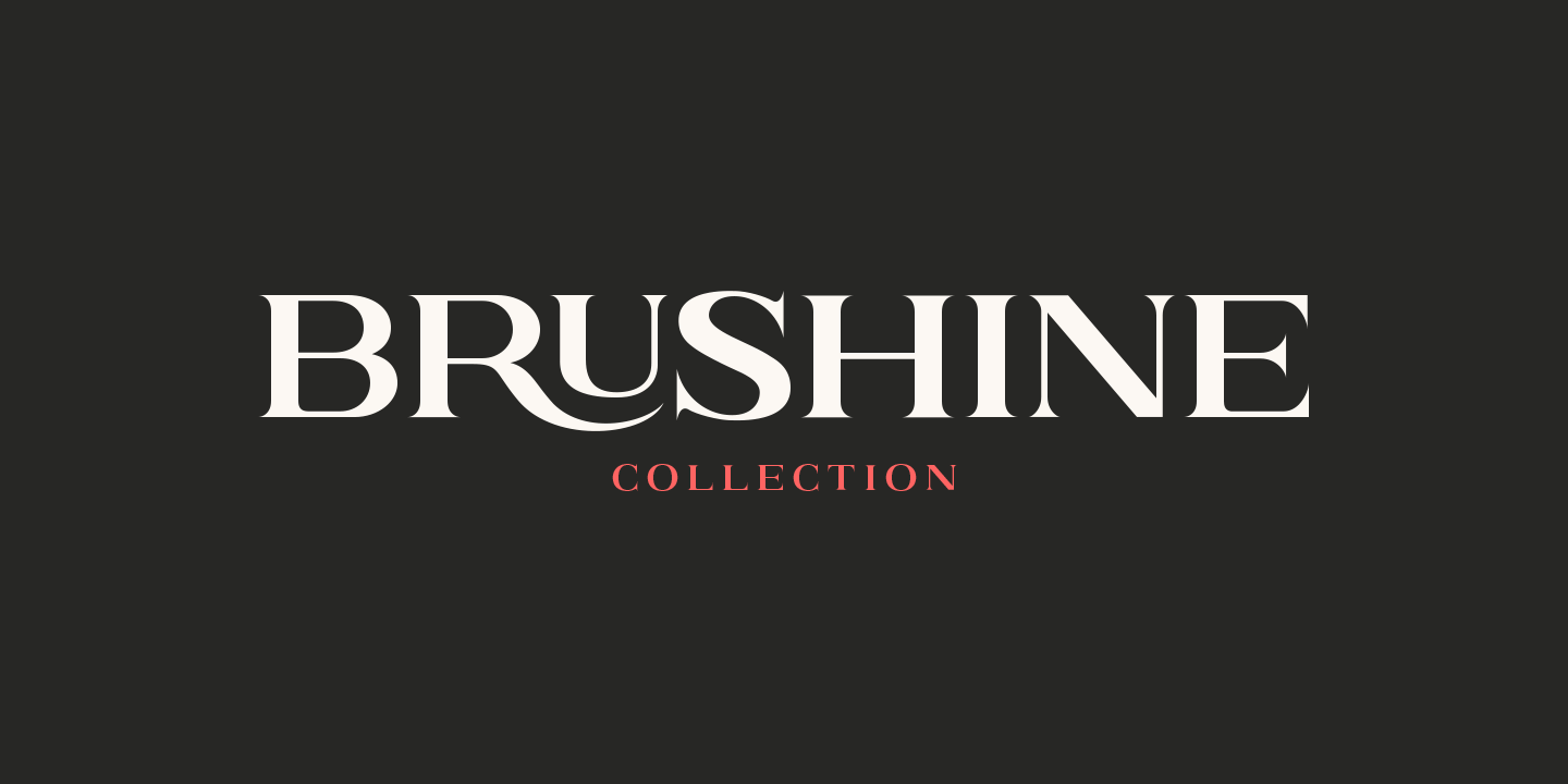 Brushine Collection