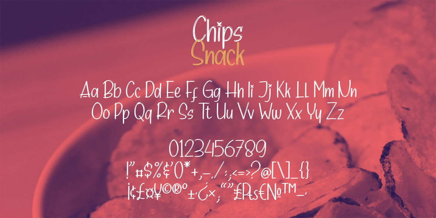 Chips Snack